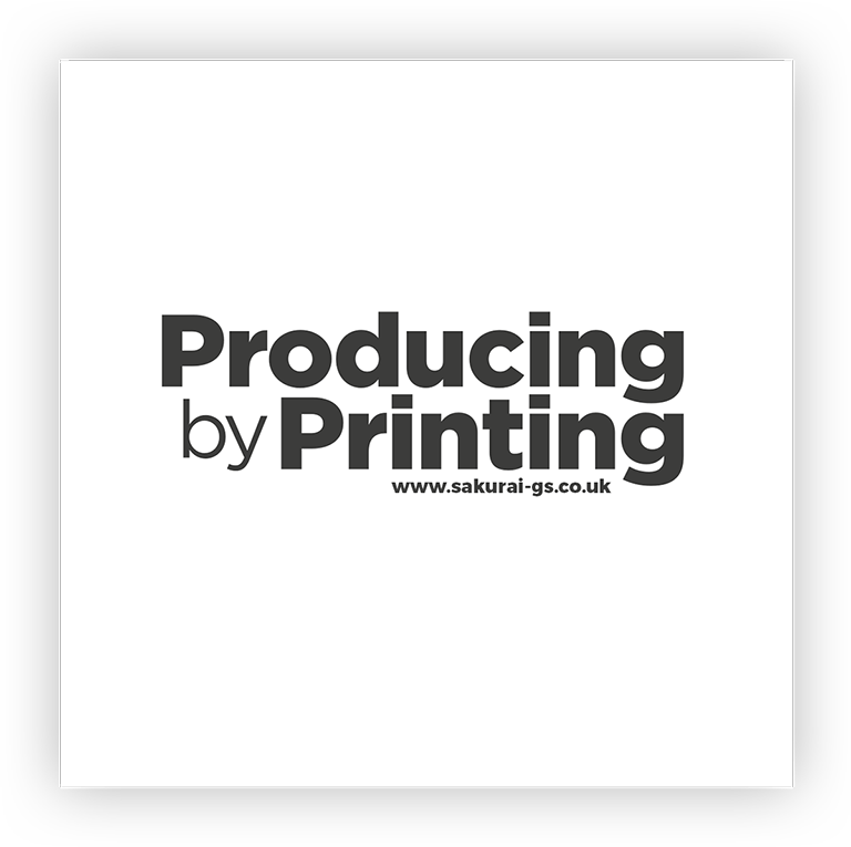 Producing by Printing